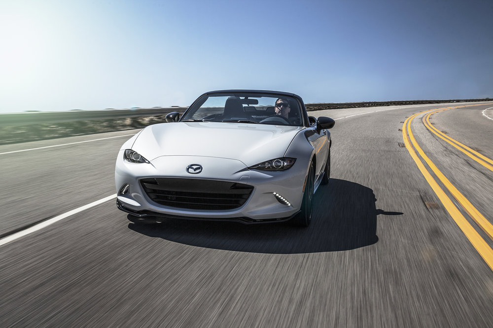 Mazda MX-5 Club Car