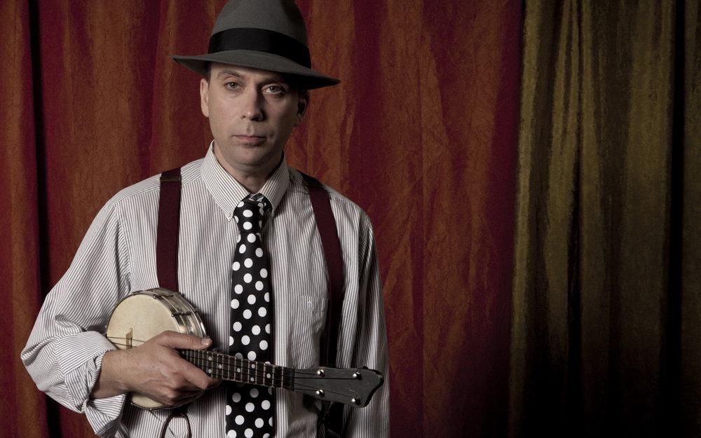 Actor David Melville