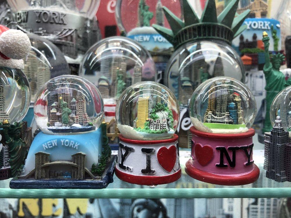 NY Snow Globes