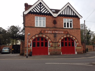 Just in case you've never seen it - The Old Fire Station