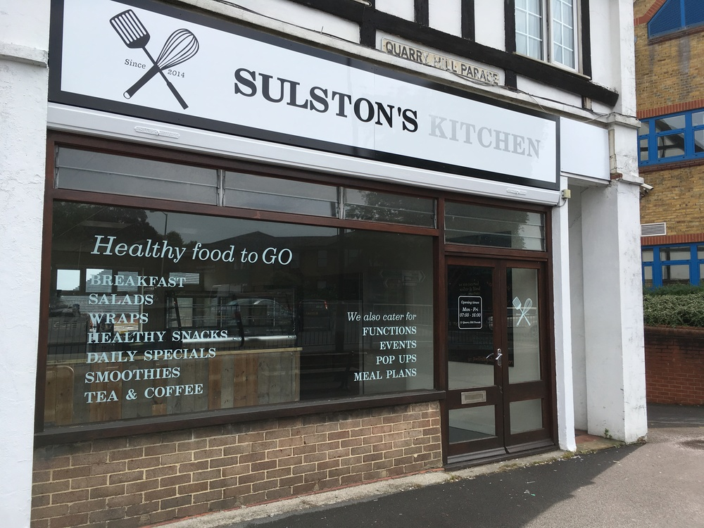 Ben's new takeaway on Quarry Hill Parade