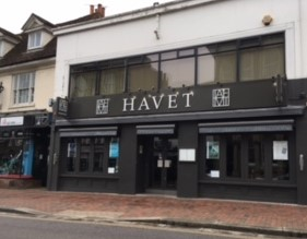 Havet on the High Street
