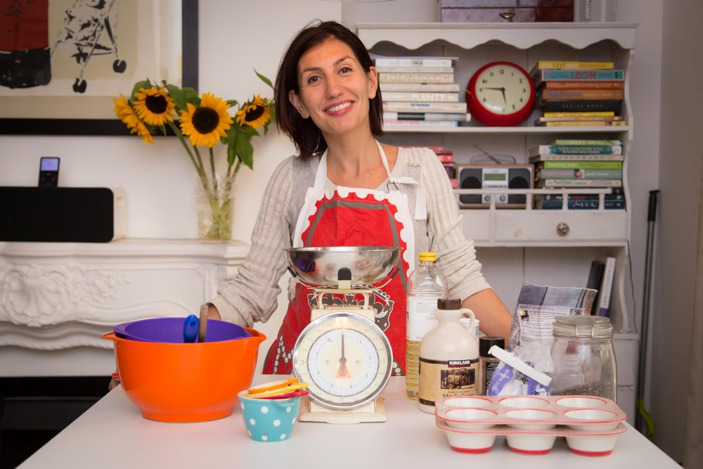 Michelle, producer on The Great British Bake-Off