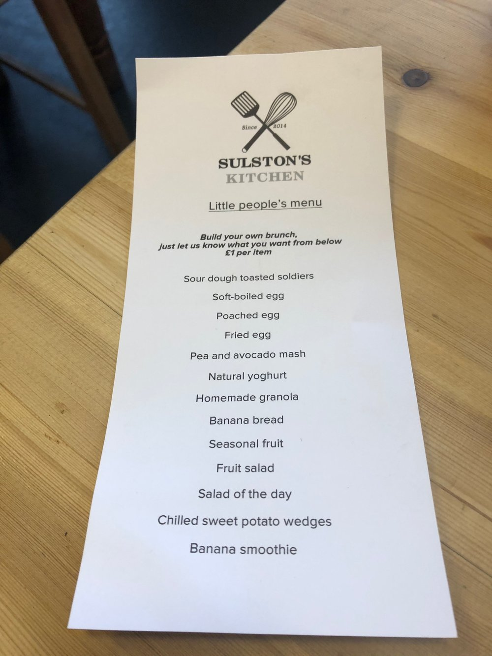 Eat Around Tonbridge Sulston's Kitchen kids menu.JPG