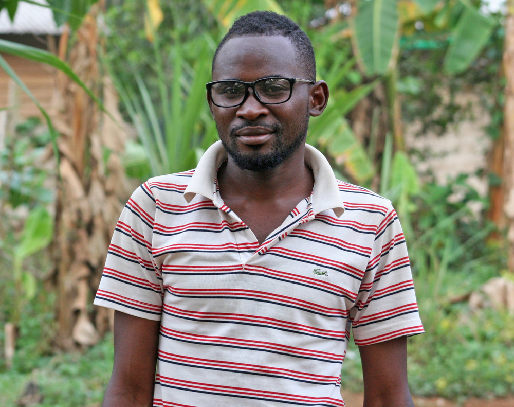 Therence Achiri. Project Manager