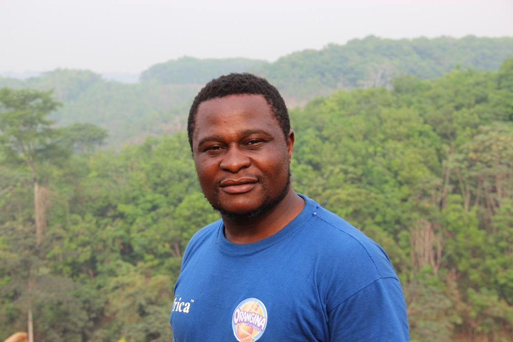 Mark Latoh. Project Coordinator
