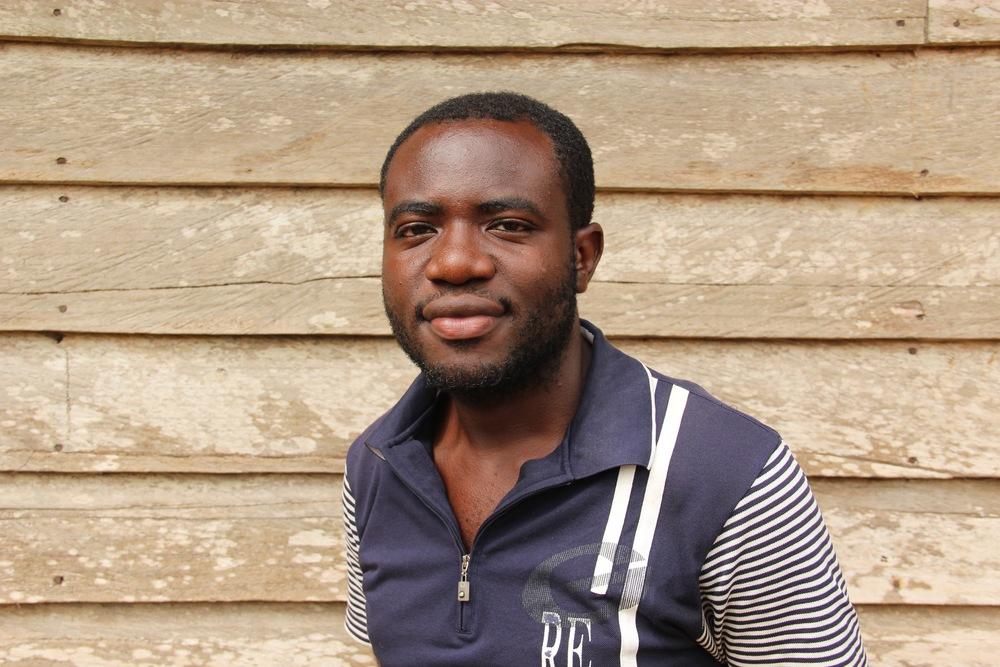 Awantang Terence. Project Coordinator
