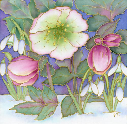 snowdrops & xmas rose.jpg