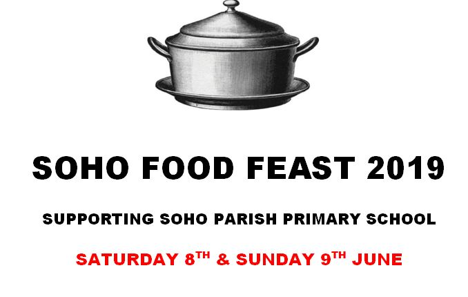 SOHO FOOD FEAST 2019