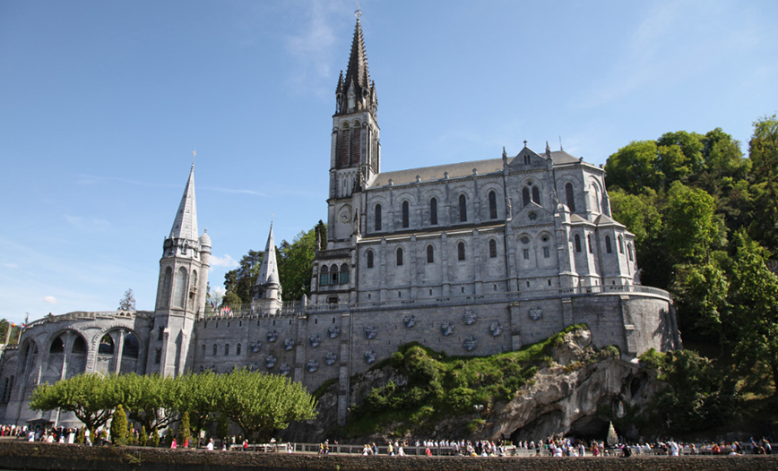 Lourdes (The Casa), France -  2018 - TBA    INSTRUCTOR CERTIFICATION TRAINING - WATER'S MIRACULOUS HEALINGS