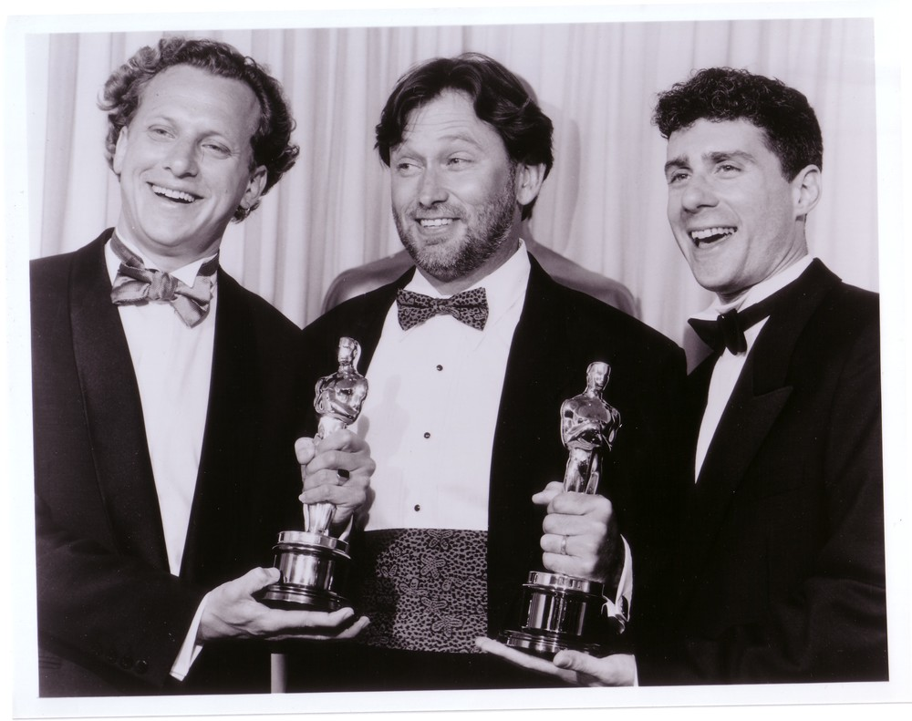 16.  Oscar Night - Rob Epstein, Bill Couturie and Jeffrey Fr.jpg