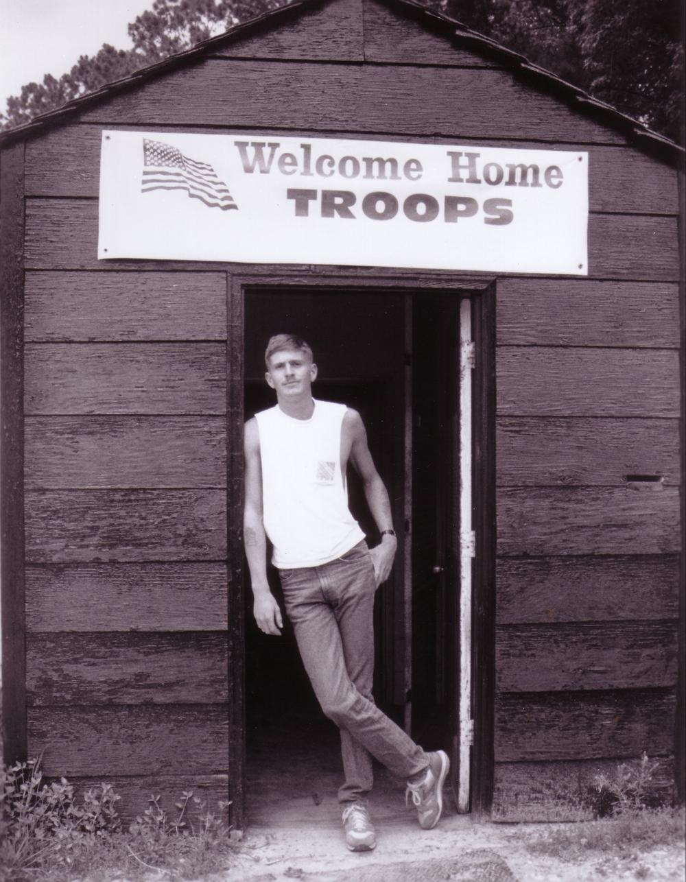 22 Corpoal Gary Hendricks USMC Camp Lejeune NC.jpg