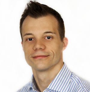 Jakub Gorski # Managing Partner & Co-Founder