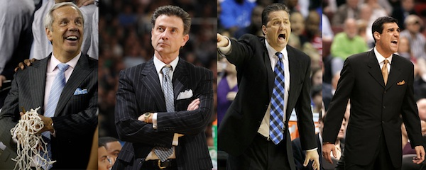 Photo: Best Dressed Coaches
