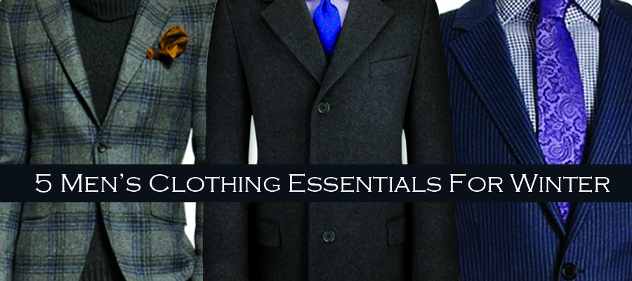 5 Clothing essentials for winter, The Top 5 Clothing Essentials for this Winter, BALANI Winter Clothing