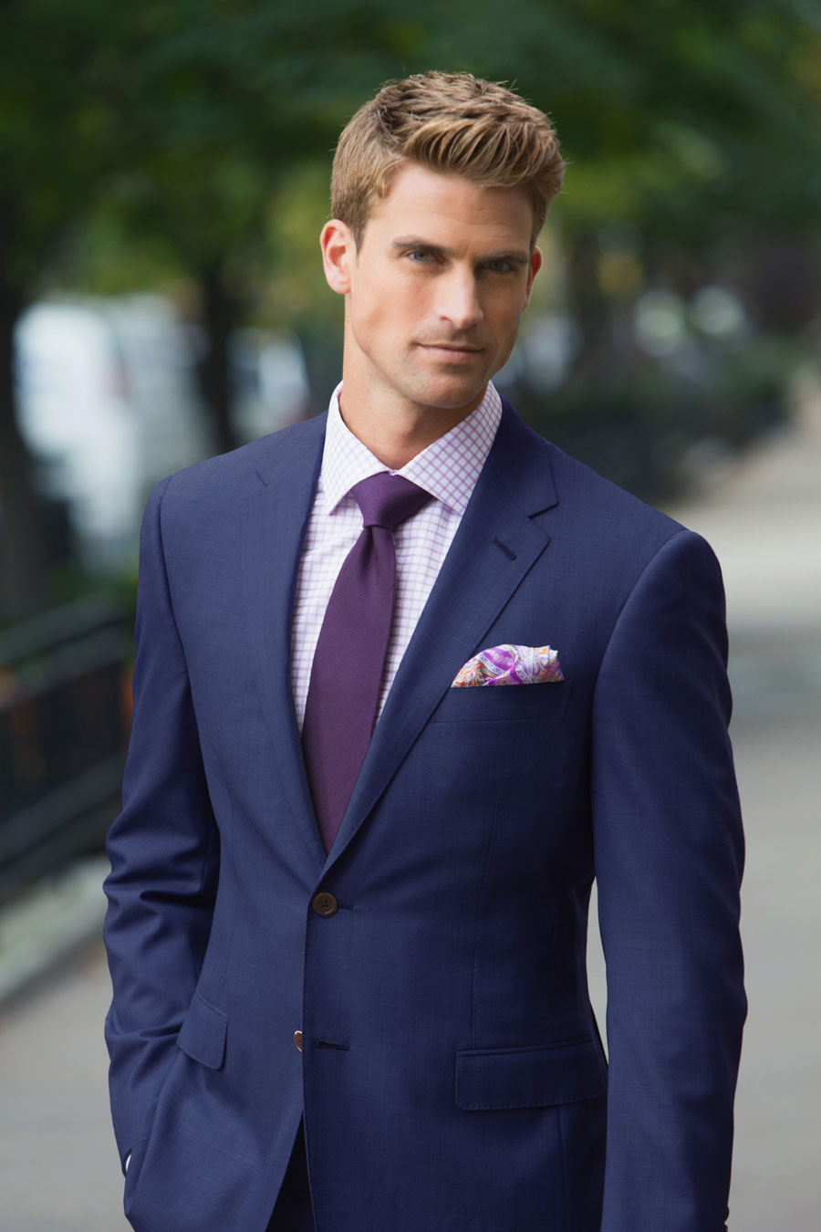 Bright-Blue-Sharkskin-Custom-Suit-Lavender-Check-Tailored-Shirt-Purple-Tie-Chicago-900.jpg