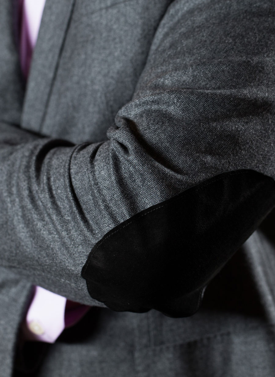 Grey-Custom-Sport-Coat-black-Suede-elbow-patches-Close-Up-tailored-by-balani-chicago-900.jpg