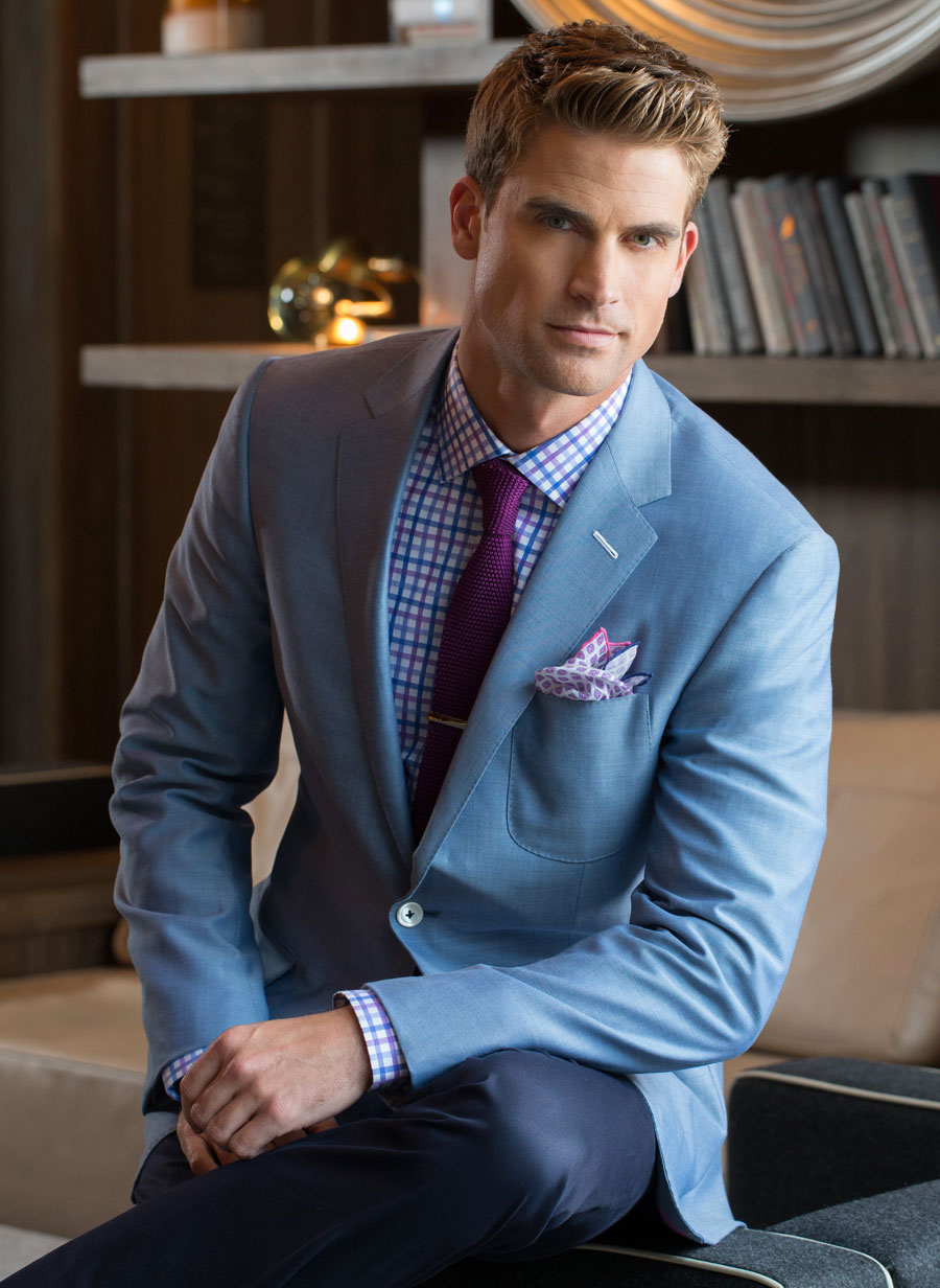 Light-Blue-Sport-Coat-Purple-Blue-Checked-Custom-Shirt-Purple-knit-tie-White-lapel-buttonhole-chicago-900.jpg