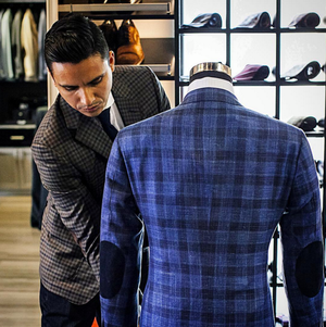 Houston, TX - Custom Suits | BALANI Custom Clothiers | BALANI ...