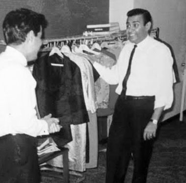 Peter Balani - Chicago Trunk Show - 1962