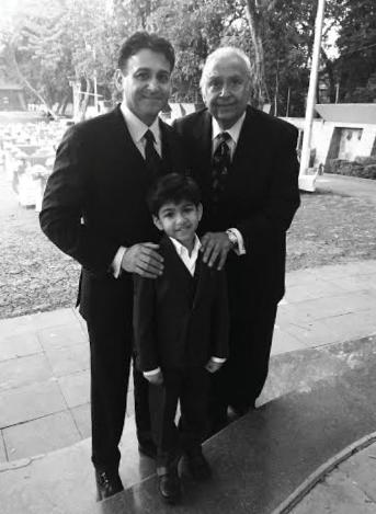Sonny Balani, Peter Balani, Jai Balani - 2016