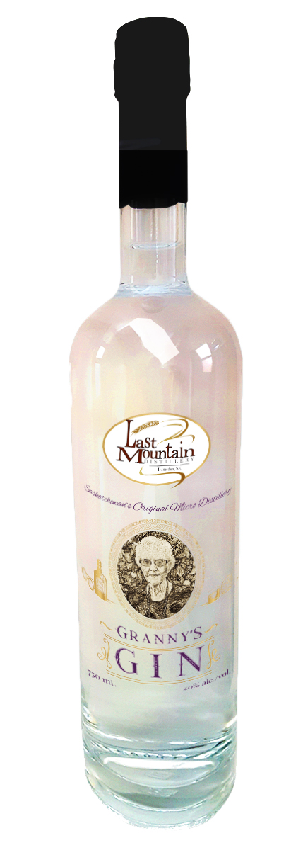 Image courtesy of Last Mountain distillery.