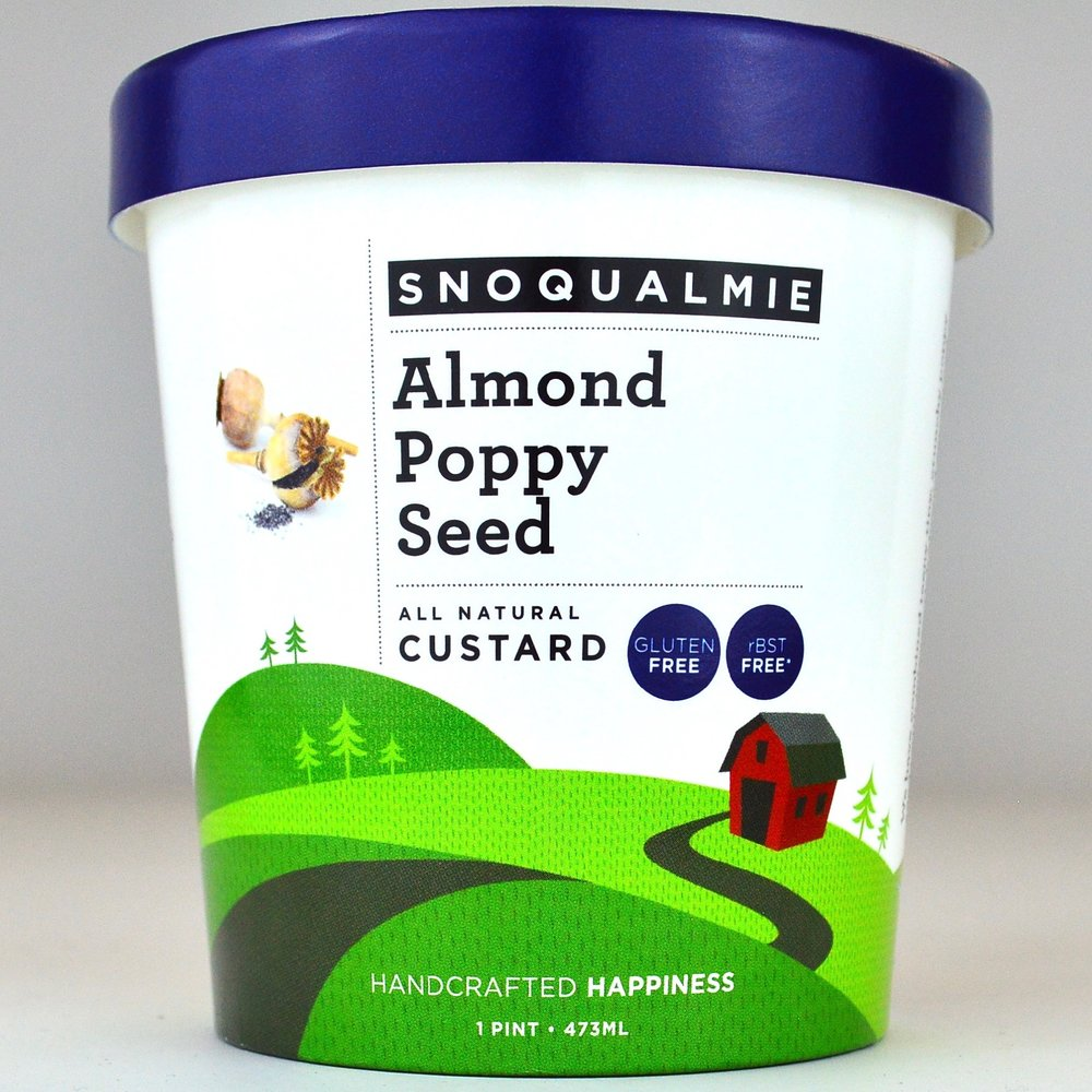 Almond Poppy Seed