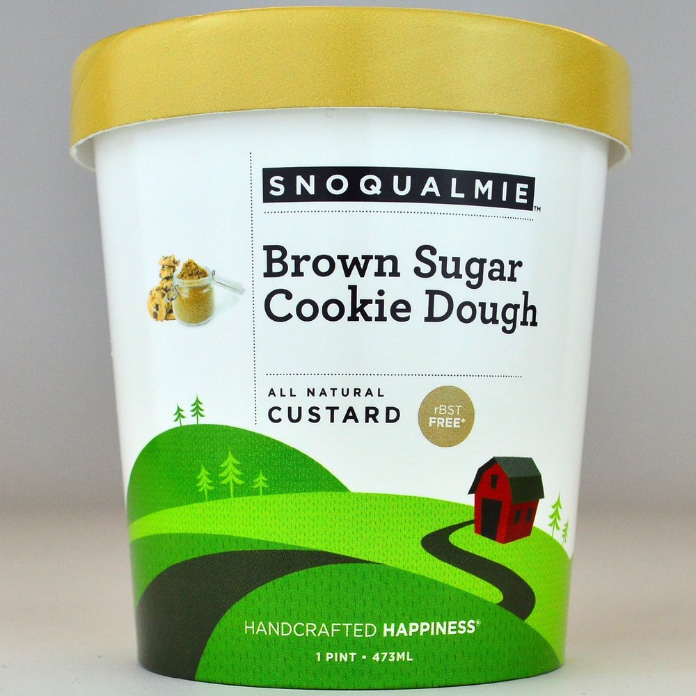 Brown Sugar Cookie Dough