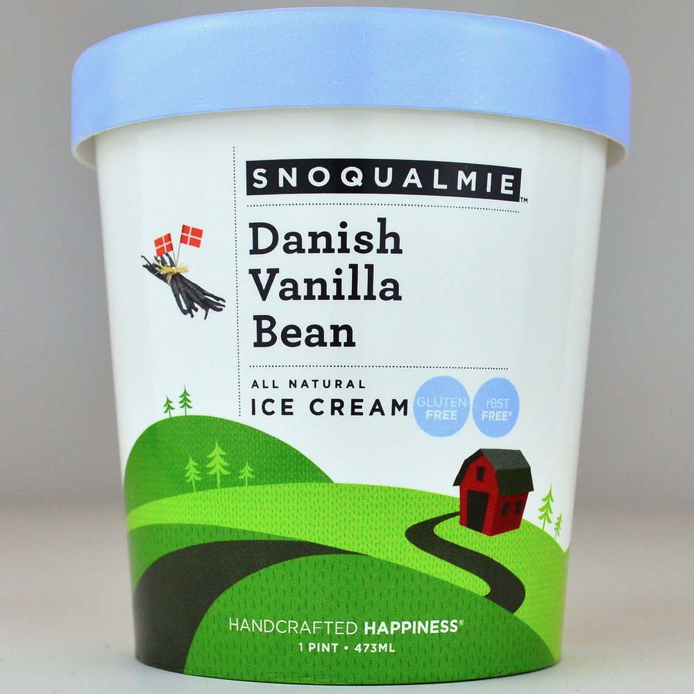 Danish Vanilla Bean