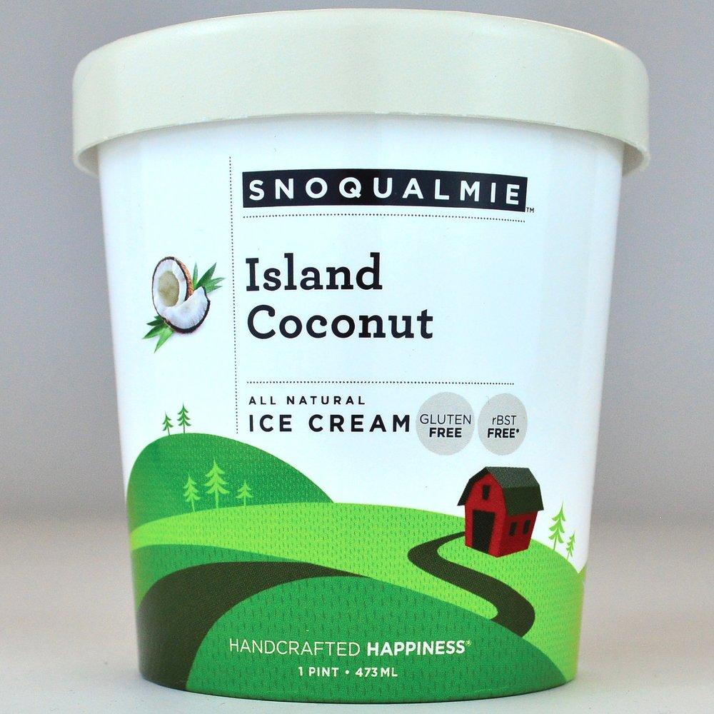Island Coconut