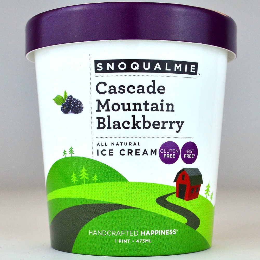 Cascade Mountain Blackberry