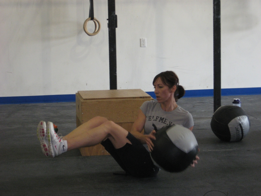 Lexi's CrossFit story