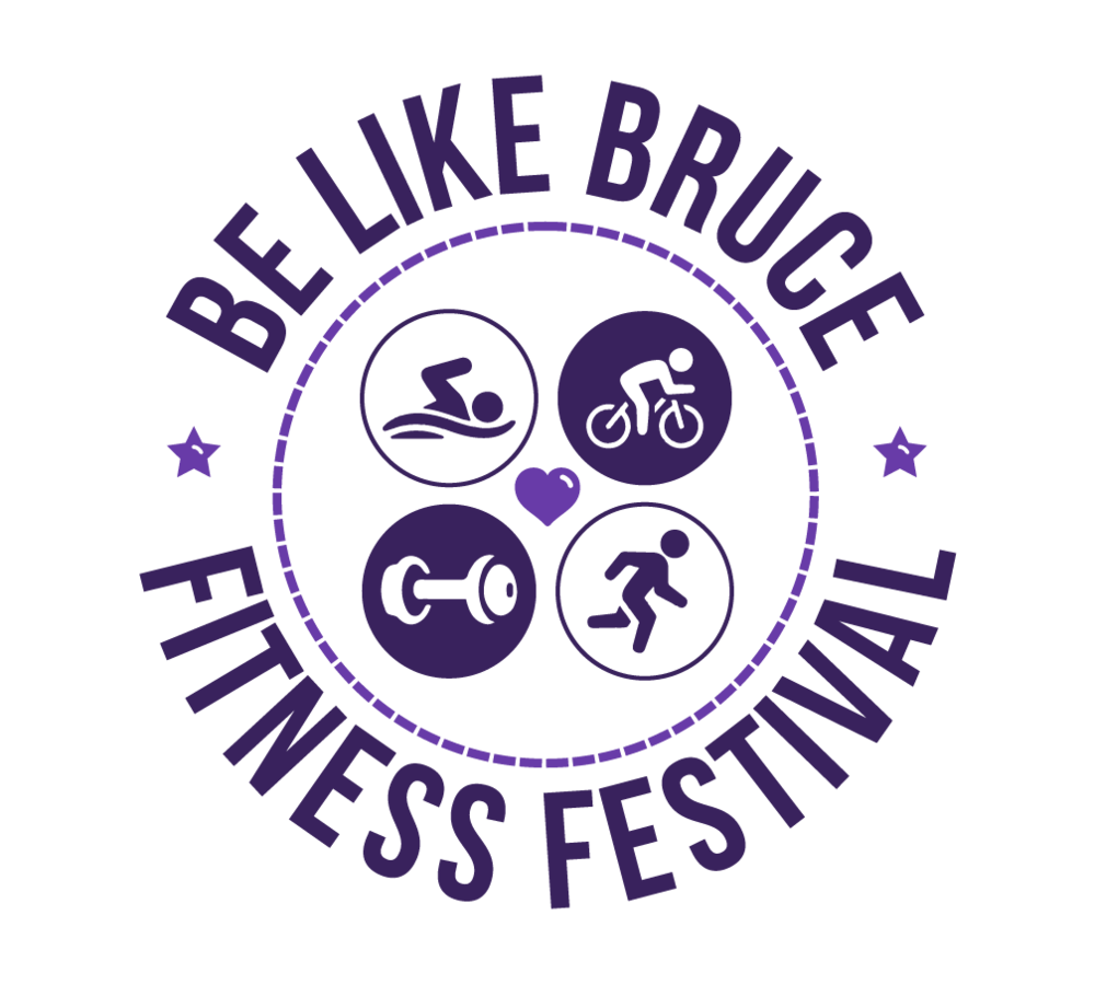 Be Like Bruce Fitness Festival Logo