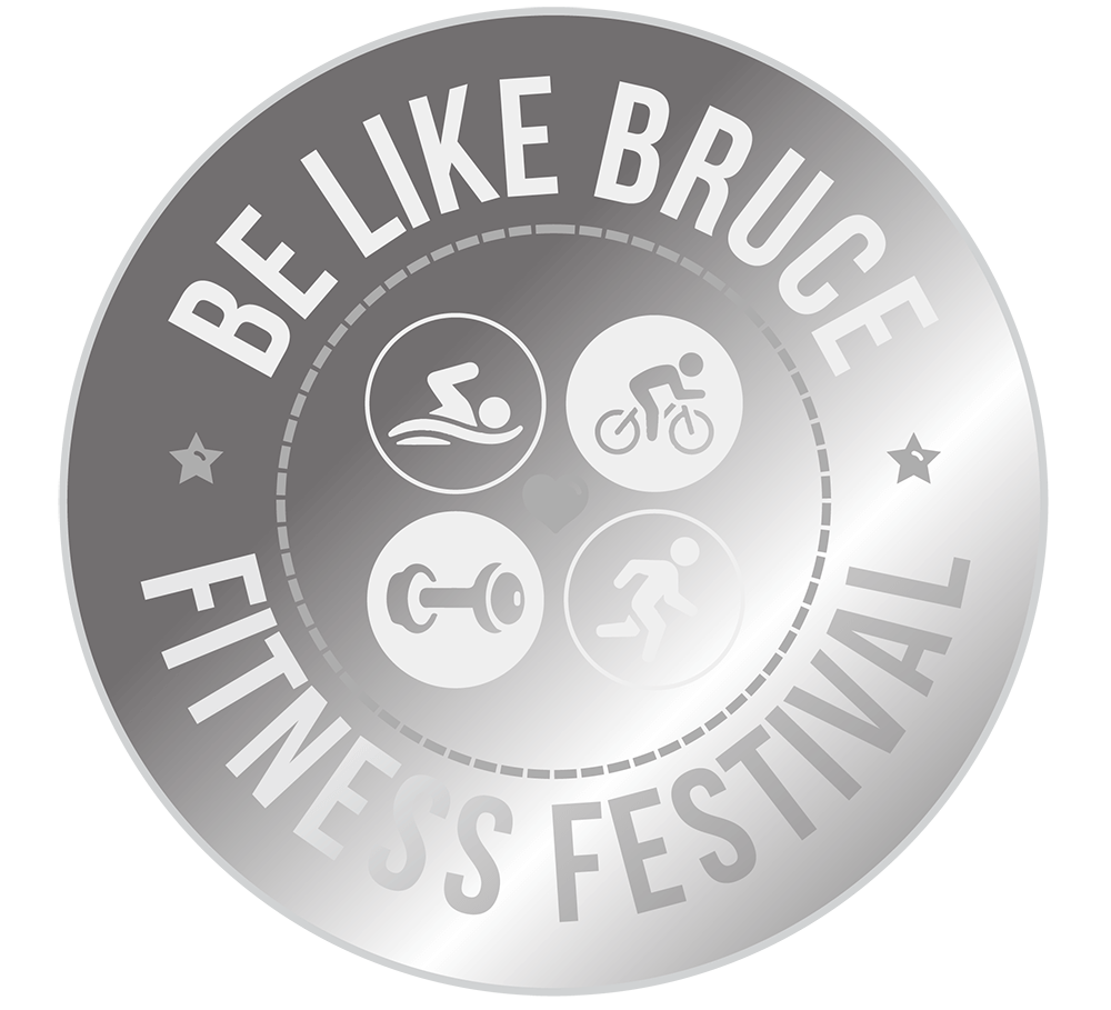 Be Like Bruce Fitness Festival - Platinum Level Sponsorship