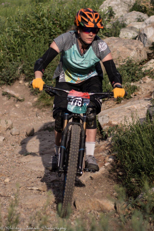 Rider: Birgit Reeves