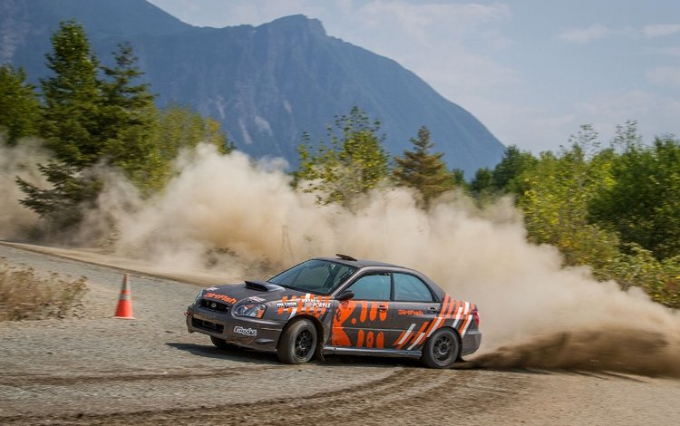 My first time wheeling a race car and rallying at DirtFish! — The ...