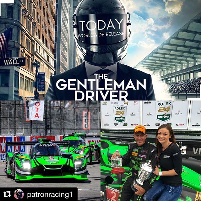 Very excited to see this!  Getting this loaded up for the morning runs and rides!  Check it out on @netflix! #thatracecarlife #becauseracecar  #gentlemendriver