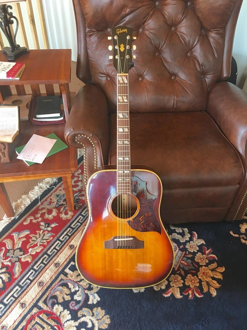 1967 Gibson SJ