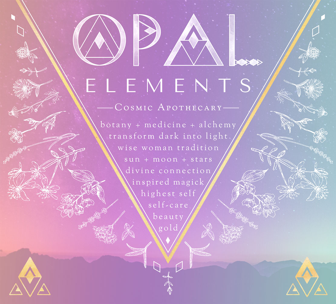 Warrior Witches Lughnasadh Kit — Opal Elements Cosmic Apothecary
