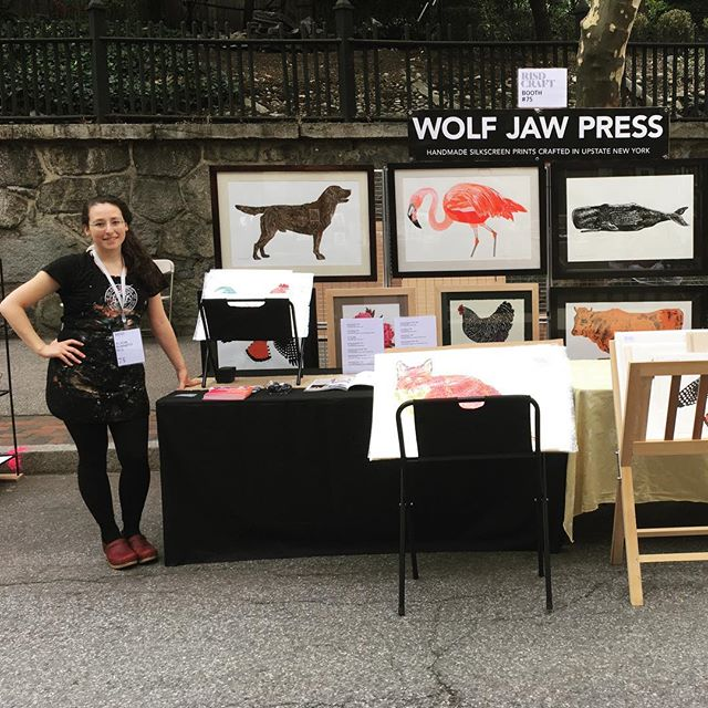 Only one hour left at the RISD Sale! Come stop by and say hello!