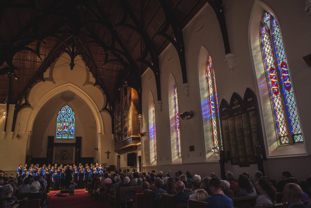 2017 'Harmony' Concert in St Paul's