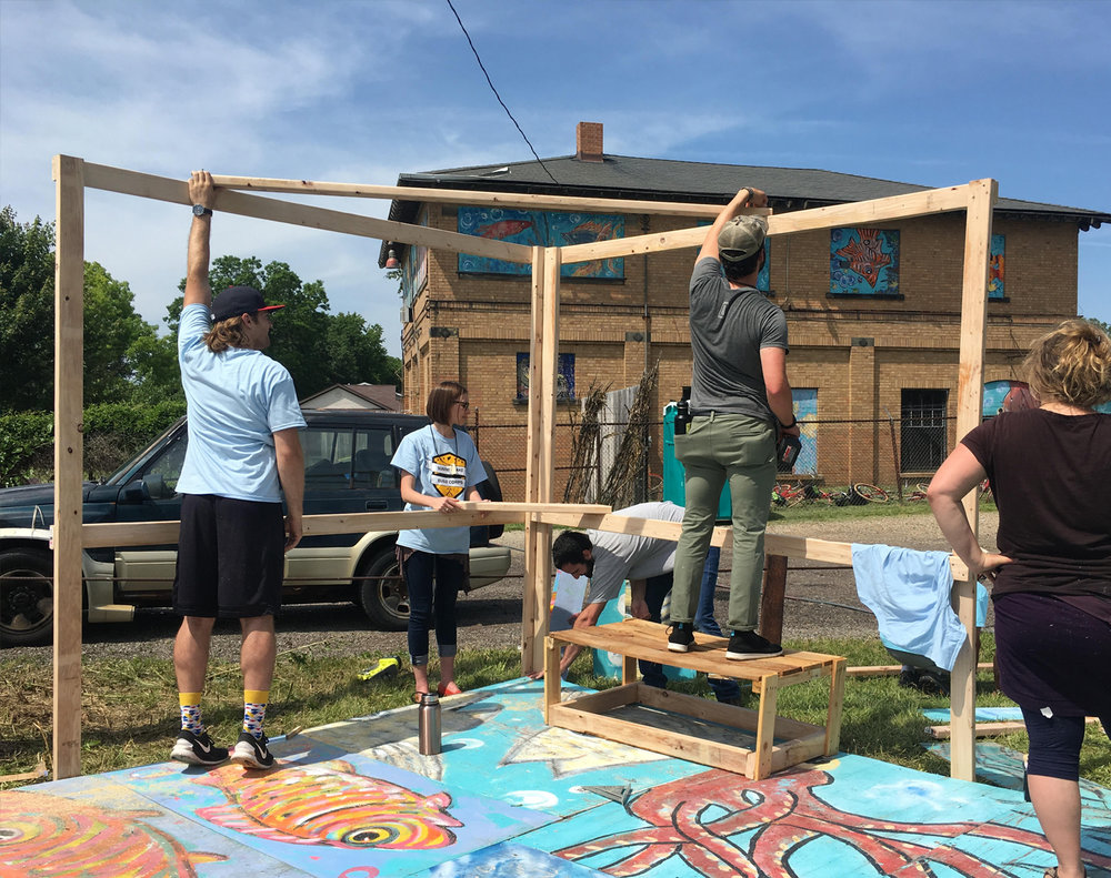 Summit Lake Youth Build Corps