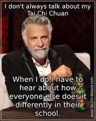Tai Chi Chuan for everyone