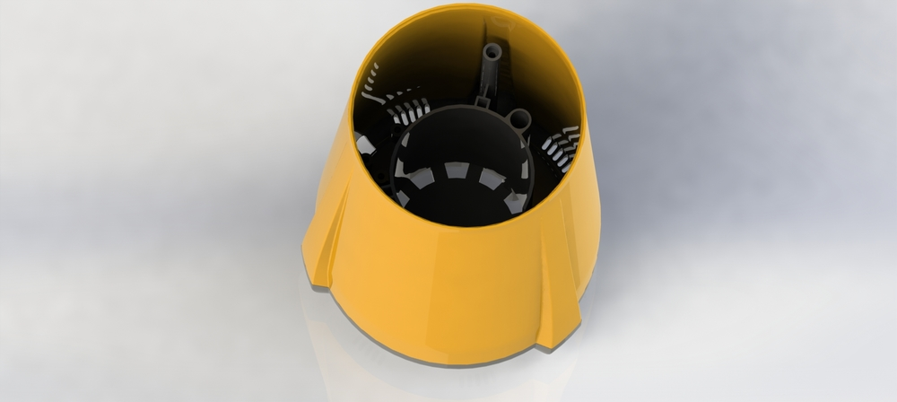 Solidworks model for Kambrook Redesign