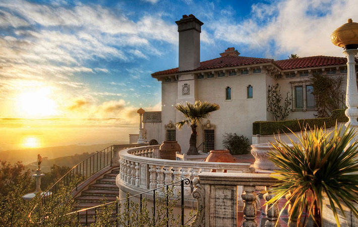 HearstCastle