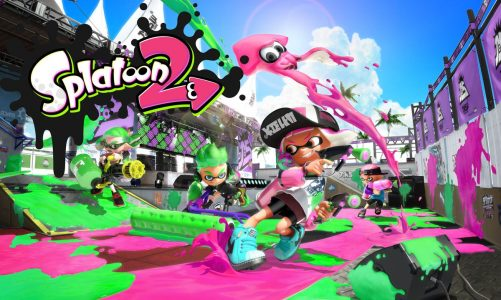 Splatoon 2, developed by Nintendo