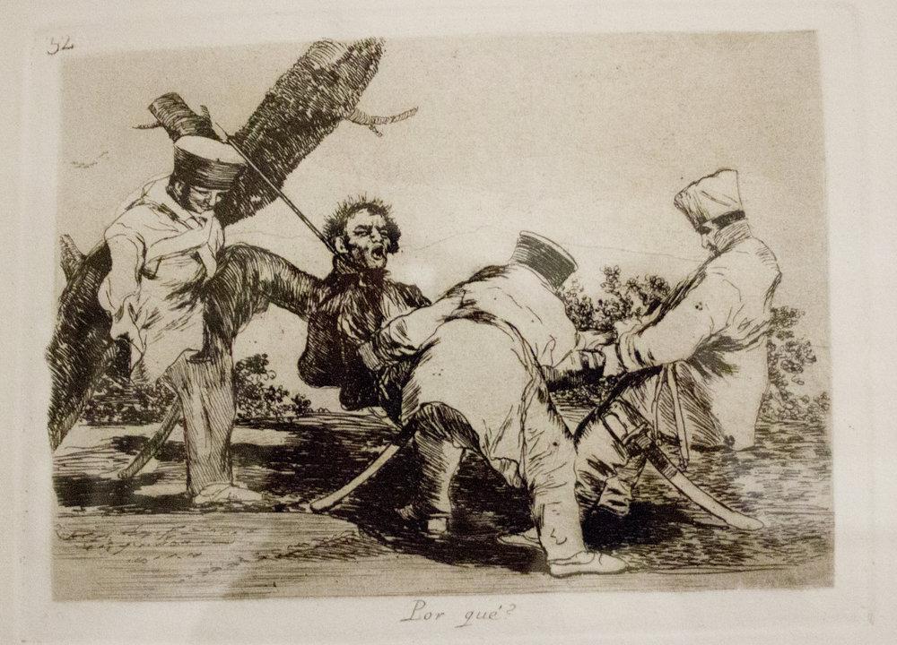 Por Que? (Why?) ca. 1811-1812