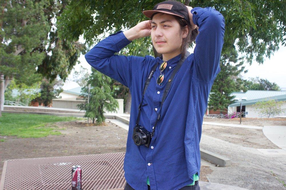 Emmanuel Vargas, 19