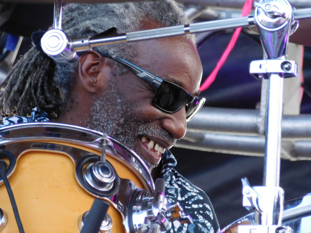 "Wayne ""CeeSharp"" Clarke of Steel Pulse"