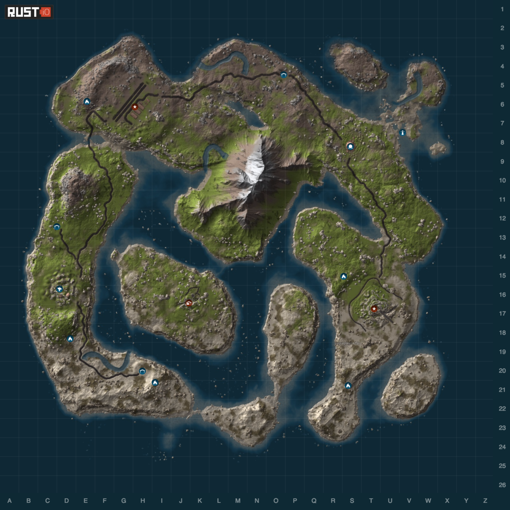 New map!